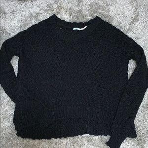 Kimchi blue black knit sweater
